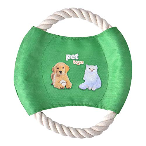 Queta Dog Chew Toys,Squeaky Durable,Indestructible Toys Puppy Teething Toys 11 Pack Dog Rope Toys Cotton for Small Large Dogs