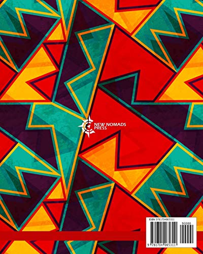 2020-2024 Five Year Planner: Abstract Tribal Art | Africa Native Pattern | 60 Month Calendar and Log Book | Business Team Time Management Plan | Agile ... 5 Year - 2020 2021 2022 2023 2024 Calendar)