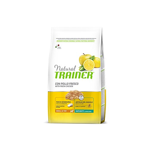 Natural Trainer Adult Small&Toy Maturity pienso para perros mini