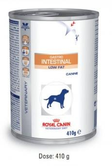 Royal Canin Alimento para Perros Gastro Intestinal Low Fat - 410 gr