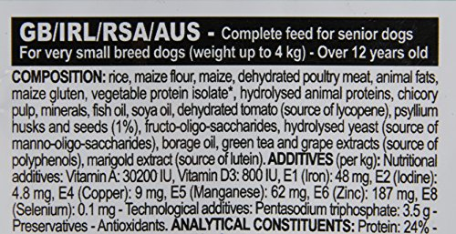 Royal Canin C-08360 S.N. X Small Ageing 12+ - 1.5 Kg